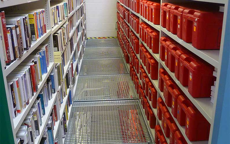 Kent county council Bruynzeel Storage Systems